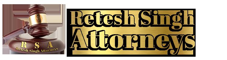 Retesh Singh Attorneys | RSA Legal